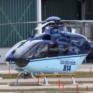 Argentine Federal Police take delivery of new EC135 and EC145
