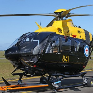 First Australian EC135 goes live on military training contract