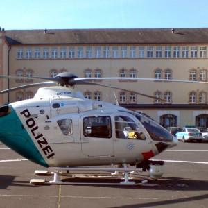 Bavarian Police move fleet to Oberschleissheim