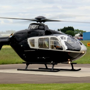 Compass and ALG ship EC135 from UK to US for Air Methods