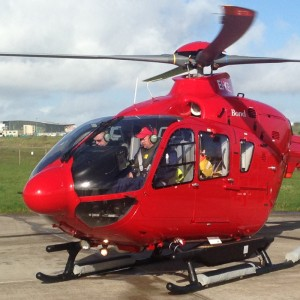Bond extends offshore Irish EC135 contract for another five years