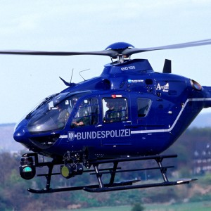 Airbus Helicopters to maintain fleet of 41 EC135s for German Federal Police