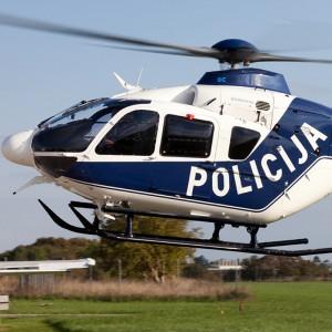 Croatian Police receive first Eurocopter EC135