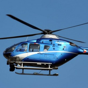 Czech Police mark 75 years flying, and EC135 milestone