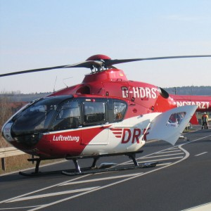 Austria's OAMTC leases EC135 from DRF