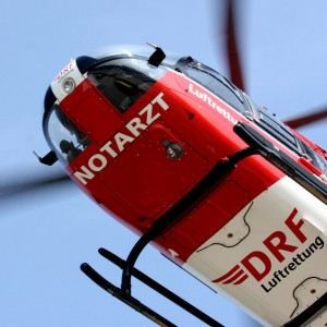 DRF completes sale and leaseback of two EC135s with Waypoint