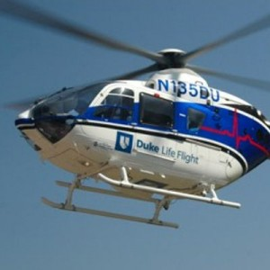 Duke Life Flight to upgrade from EC135 to EC145