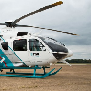 ETMC Air 1 marks 30 years of flying