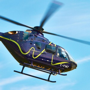 Eurocopter Canada delivers EC135 to Finnair Helicopters