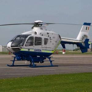 Eurocopter UK win €750k contract from Ireland's Garda