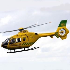 UK: Southampton Hospital helipad opens