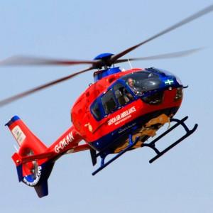 Devon Air Ambulance to add six new community landing sites