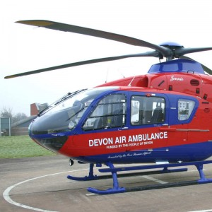 Rising fuel prices increasing the strain on air ambulances in Devon and Cornwall