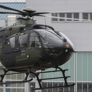 Airbus Helicopters extends German Army EC135 support by seven years