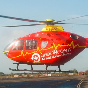 Great Western Air Ambulance upgrades to EC135