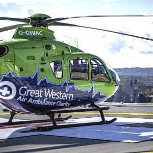 Great Western Air Ambulance provide COVID19 counselling for crews