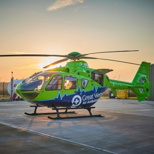 Great Western Air Ambulance encourages use of What3Words