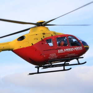 New EC135T3 for Thames Valley & Chiltern Air Ambulance will allow night ops