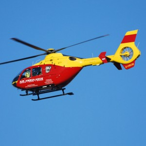 Thames Valley and Chiltern Air Ambulance to toast 10 successful years