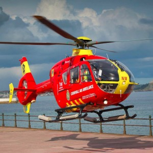 Cornwall Air Ambulance to receive Government grant