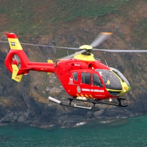 Cornwall Air Ambulance – Third Time Lucky at Business Awards