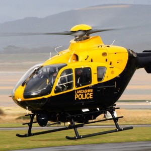 Lancashire Police fly 6,453 missions in three years