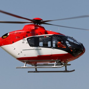 First 5 of 17 EMS EC135s delivered to Turkey's Gokcen Aviation