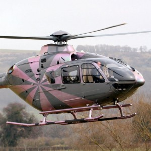 Eurocopter demos the EC135 as its contender for the ADF's Air 9000 Phase 7 program