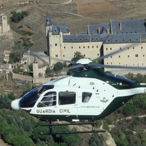 Spanish Ministry of the Interior Sign for 12 more EC135s