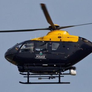 UK: Teen under curfew after shining laser into police helicopter cockpit