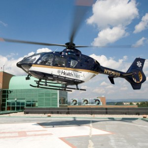 American Eurocopter delivers new EC135 and EC145 to HealthNet Aeromedical Services