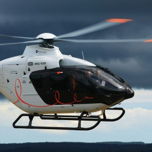 How popular is Eurocopter's EC135 Hermes edition?