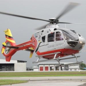 Hornbill Skyways to upgrade EC135 Fleet