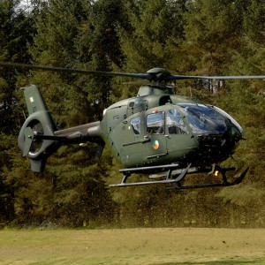 Irish Air Corps celebrate the 50th anniversary of helicopter aviation
