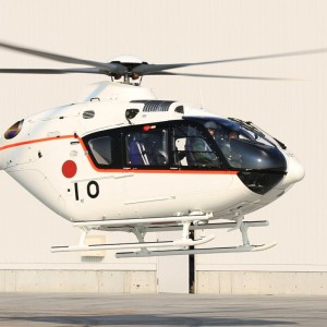 Eurocopter delivers 10th EC135 to Japanese Maritime Self Defense Force