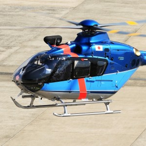 Japanese Police orders two H135s