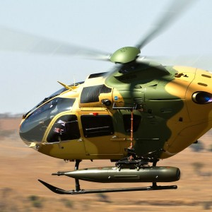 Eurocopter highlights 30 years in the Middle East at IDEX 2013