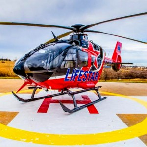 Northwest Texas LifeStar upgrades to EC135P3