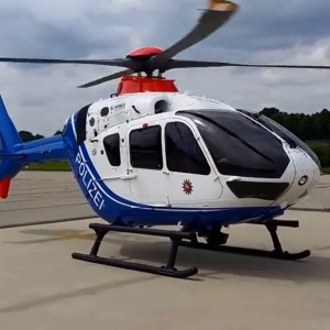Lower Saxony Police to receive two EC135P2e, replacing 365C Dauphins