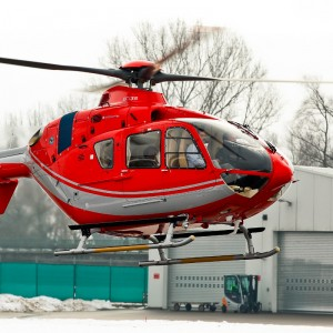 Eurocopter sells an EC135 to India as it delivers another