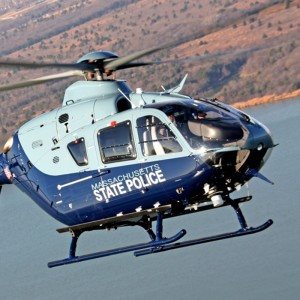 Massachusetts State Police choses Helicopter Flight Training Center