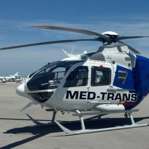 Med-Trans continues addition of Eurocopter EC135s to its fleet