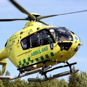 Saab widens Scandinavian Air Ambulance contract