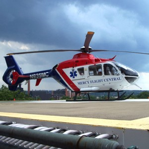 Mercy Flight Central to get NVG