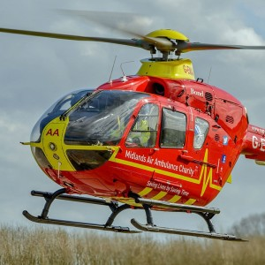Midlands Air Ambulance plans to future-proof advanced Pre-Hospital Care