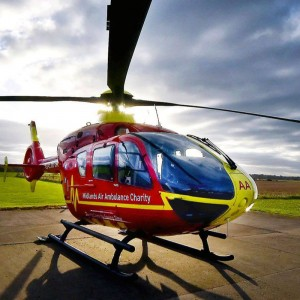New multi-million pound Cosford base approved for Midlands Air Ambulance