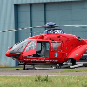 UK: Northern Lighthouse Board EC135 makes first appearance