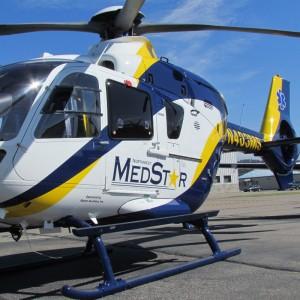 Northwest MedStar adds Eurocopter EC135P2+ and new base