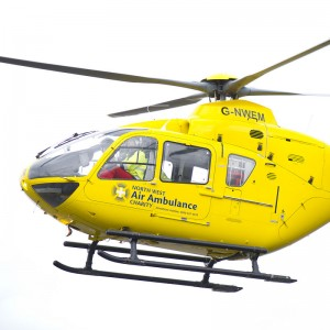 Bond extends contract with North West Air Ambulance by 7 years