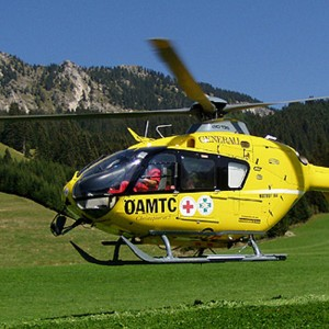 Austria's ÖAMTC flew 15,589 missions in 2012
